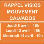 dates des visios pour le mouvement