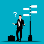 Businessman Confused Street Sign  - mohamed_hassan / Pixabay