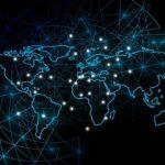 Web Network Globe Continents  - geralt / Pixabay